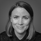 Emelie Gustafsson, sales manager